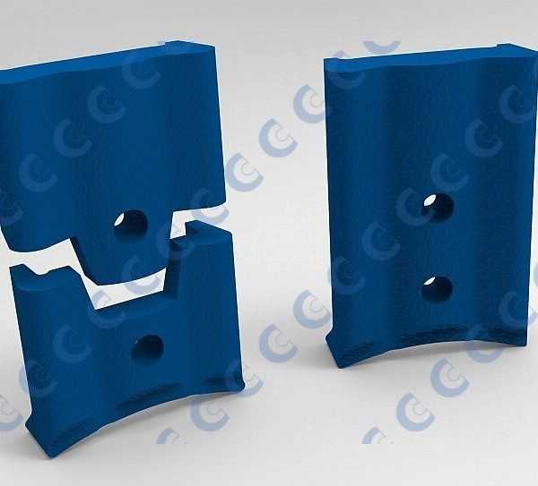 Log Washer Parts | Wear Parts | Spare Parts | CMS Cepcor
