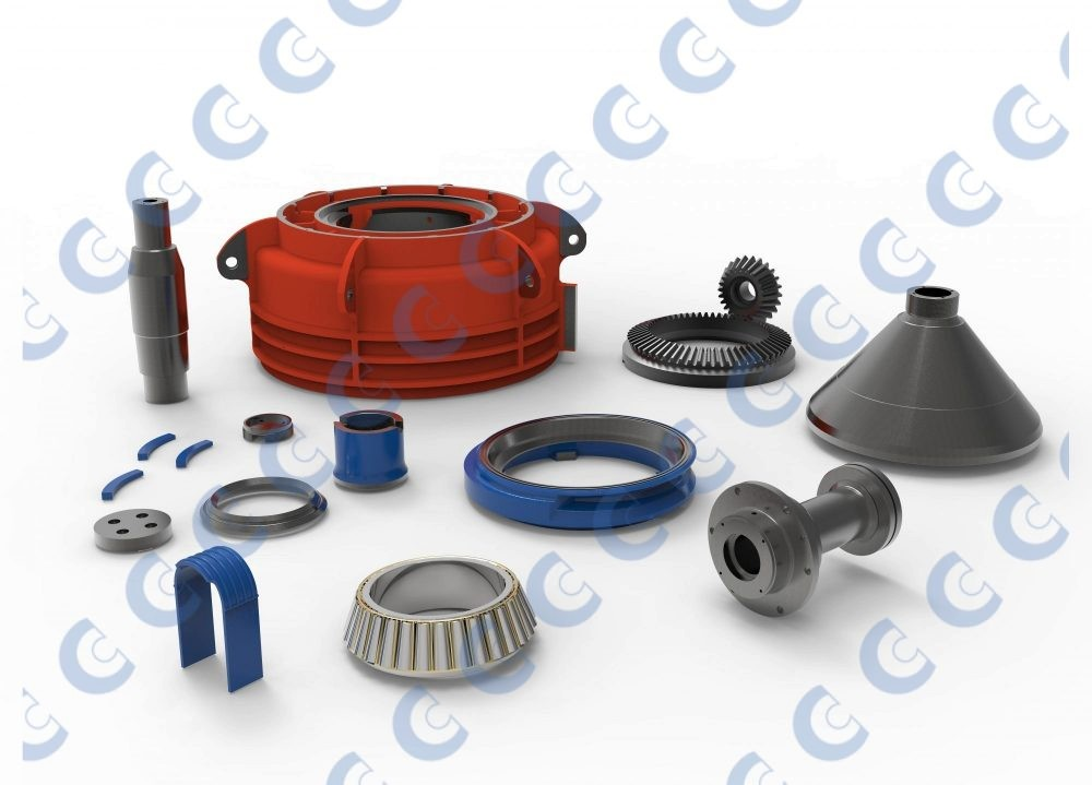 Terex®   Finlay Cone Crusher Spares & Replacements   CMS