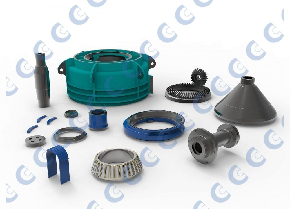 Powerscreen® Maxtrak Cone Crusher Spares & Replacements | CMS Cepcor Ltd