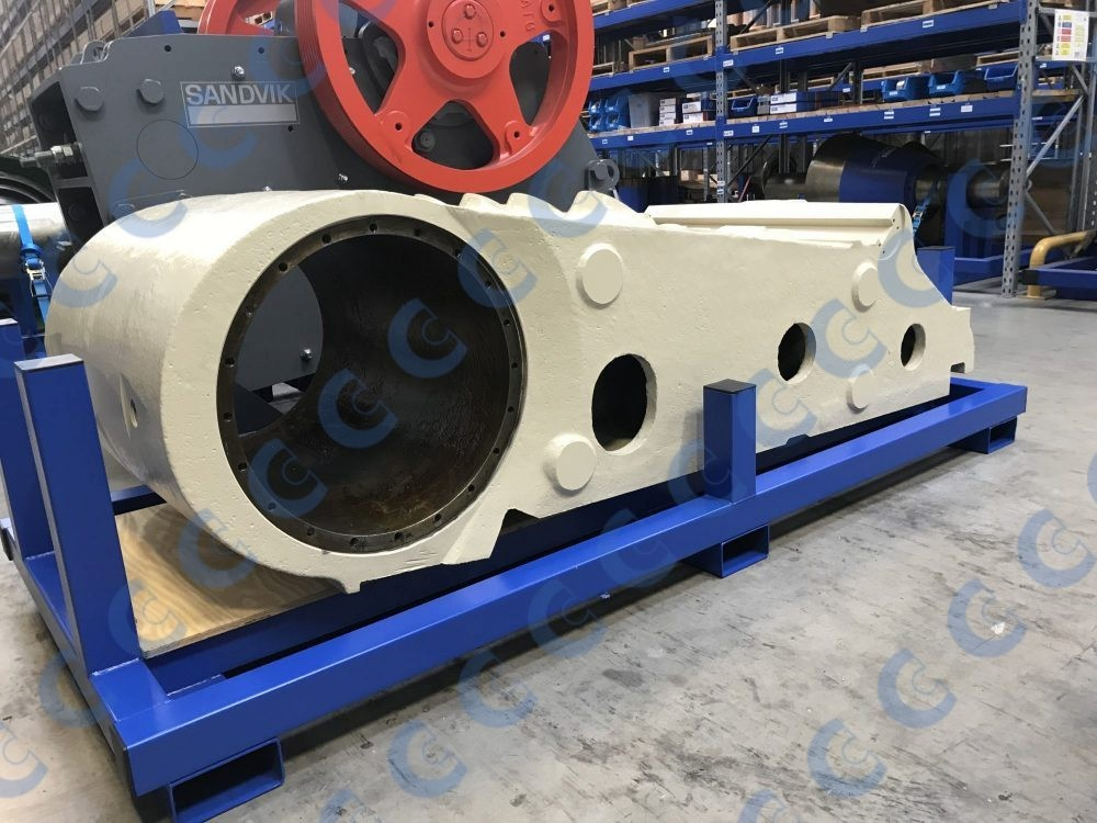 Jaw Crusher Parts & Jaw Crusher Spares | CMS Cepcor